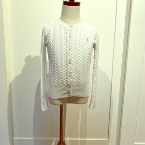 Polo Ralph Lauren cotton cardigan